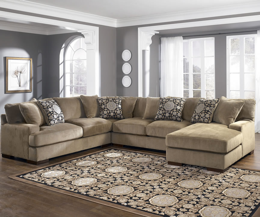 Impressive Ashley Furniture Living Room Sets Sectionals Furniture U Shape Sectional Ashley Furniture Chicago With