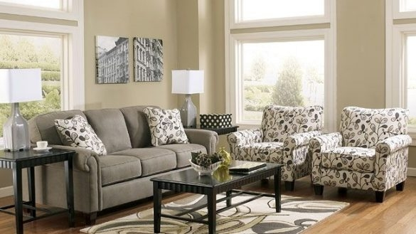 Impressive Ashley Furniture Tufted Couch Free Living Rooms Ashley Furniture Leather Couches Signature