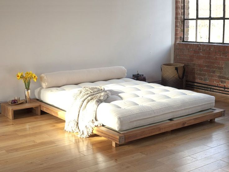Impressive Base Bed Frame Queen Best 25 Low Bed Frame Ideas On Pinterest Low Beds Bed Design