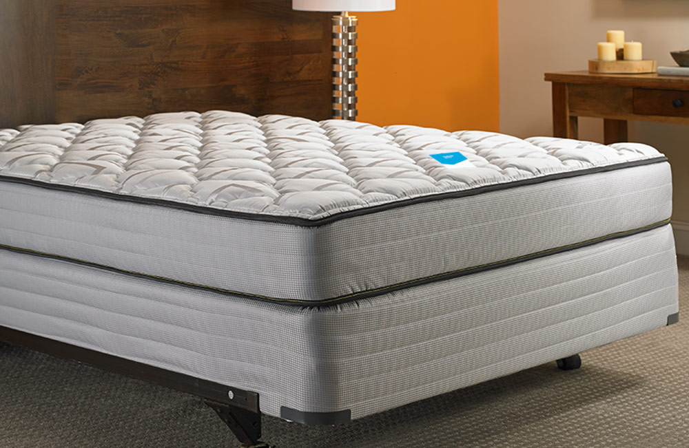 Impressive Bed In Box Mattress Foam Mattress Box Spring Set Shop Fairfield Inn Suites Hotel