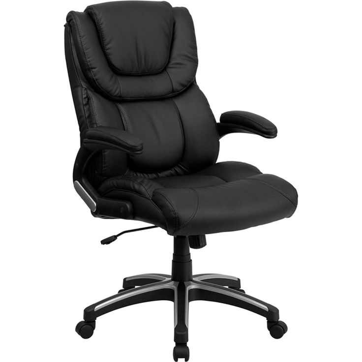 Impressive Black Leather Office Chair Best 25 Executive Office Chairs Ideas On Pinterest Leather
