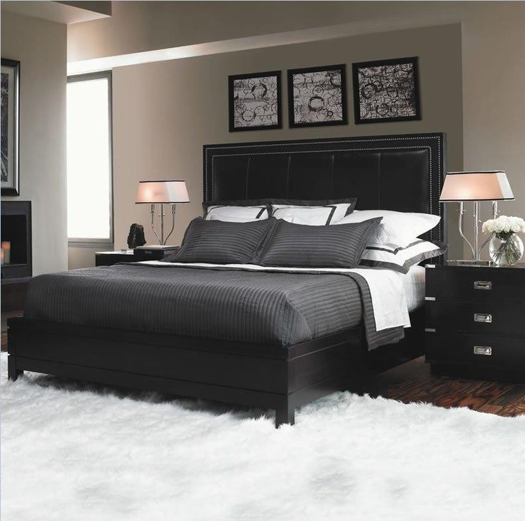 Impressive Black Master Bedroom Furniture Best 25 Black Bedroom Furniture Ideas On Pinterest Black And