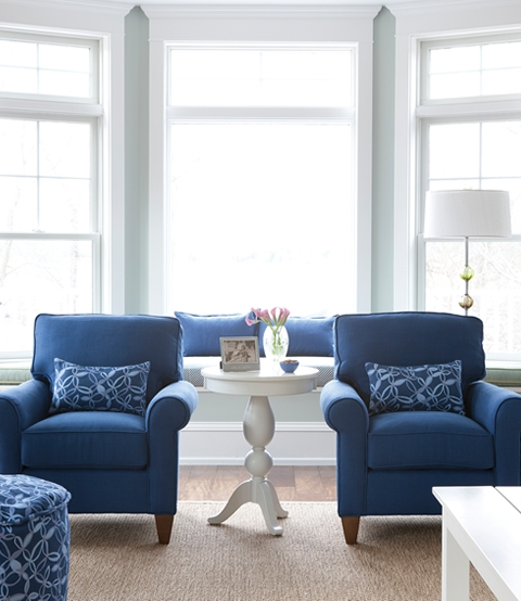 Impressive Blue Accent Chairs For Living Room Download Blue Accent Chairs Living Room Gen4congress