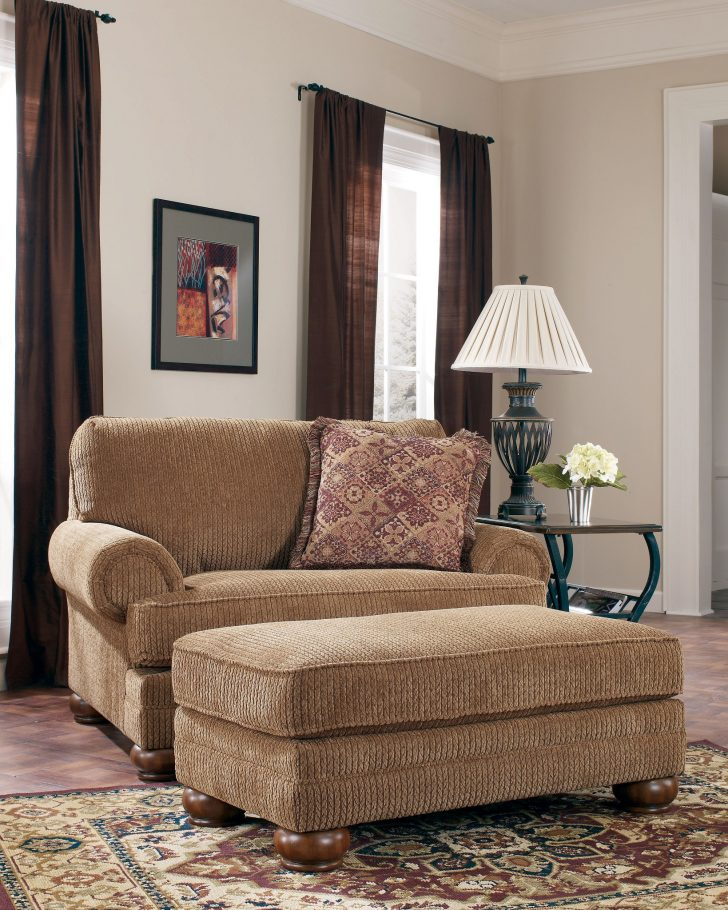 Impressive Blue Oversized Chair And Ottoman Living Room Living Room Chairs With Ottoman Ottoman Living