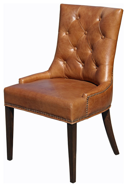 Impressive Brown Leather Kitchen Chairs Timeless Dining Chairs For Homestyle Gb Wave Coco Bonded Leather