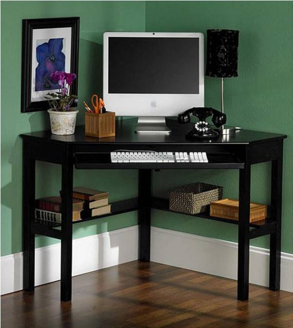 Impressive Compact Home Office Desk Small Home Office Desk Solid Maple Wood Desk Construction