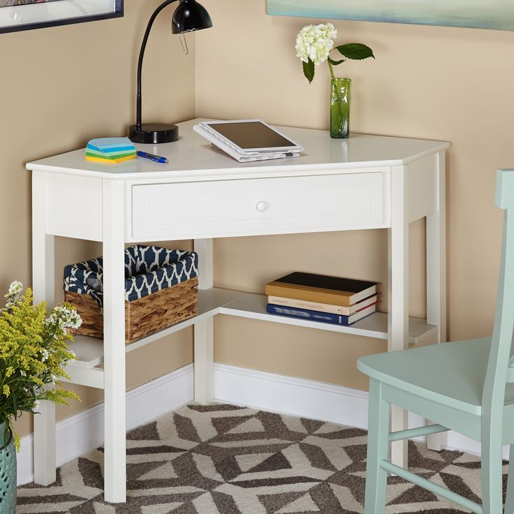 Impressive Computer Desk For Bedroom Best 25 White Corner Computer Desk Ideas On Pinterest Plaid