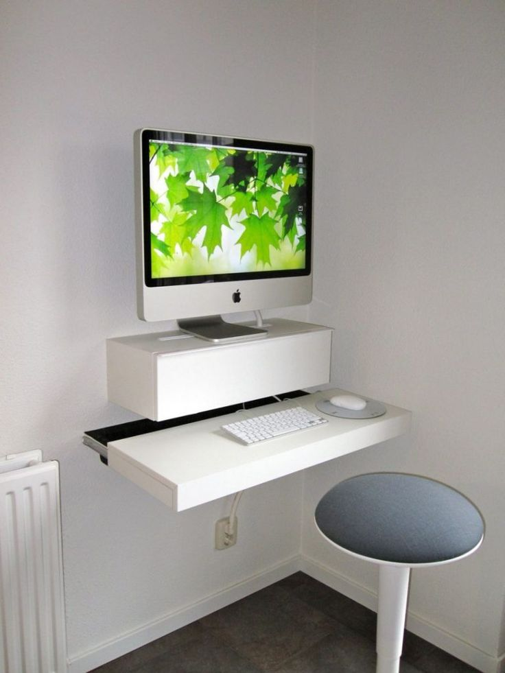 Impressive Computer Desk Ideas For Small Spaces Best 25 Small Computer Desk Ikea Ideas On Pinterest Computer