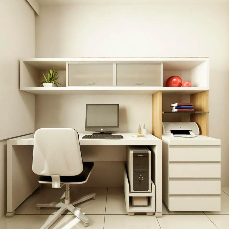 Impressive Computer Table Design For Small Space Amusing Compact Home Office Desk Design Ideas Of Modern Home