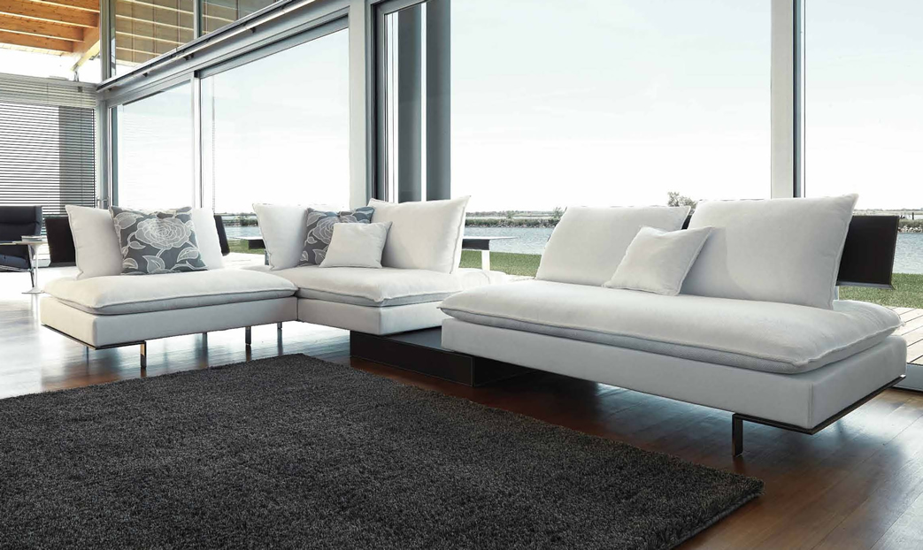 Impressive Contemporary Sofas And Chairs Italian Contemporary Furniture Pertaining To Really Encourage