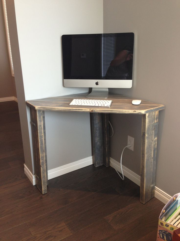 Impressive Corner Desktop Computer Desk Best 25 Cheap Corner Desk Ideas On Pinterest Cheap Home Office