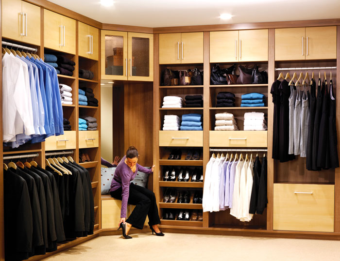 Impressive Custom Walk In Closets Custom Walk In Closet Systems Of Michigan Vanguard Space
