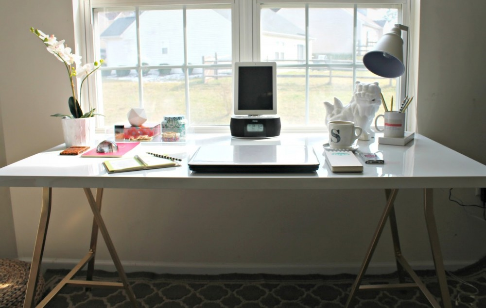 Impressive Design Your Own Desk Ikea White Ikea Build Your Own Desk That Can Be Applied On The Grey