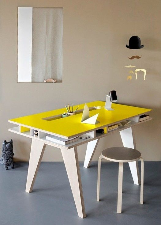 Impressive Designer Desks For Home Best 25 Design Desk Ideas On Pinterest Office Table Design