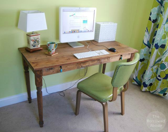 Impressive Diy Computer Desk Plans 13 Free Diy Desk Plans You Can Build Today