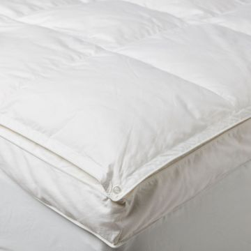 Impressive Down Pillow Toppers For Mattresses Feather Mattress Toppers Down Mattress Toppers