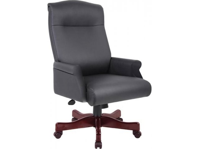 Impressive Executive Leather Office Chair Executive Leather High Back Office Chair Kbc 6940 Conference Chairs