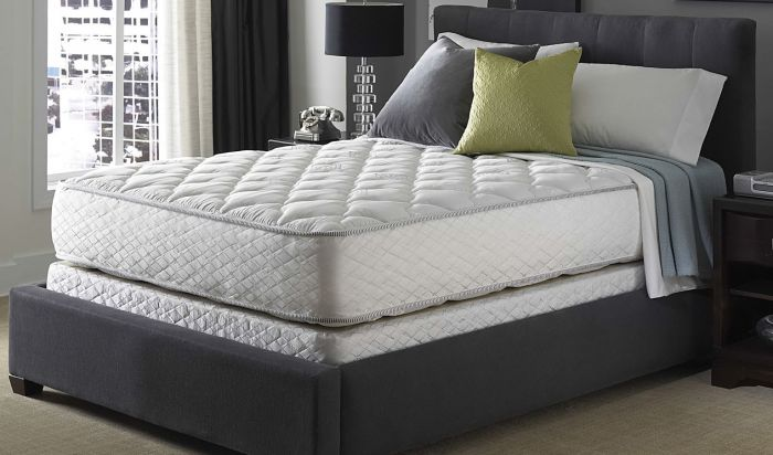 Impressive Firm Double Bed Mattress Queen Serta Perfect Sleeper Regal Suite Ii Double Sided Firm Mattress