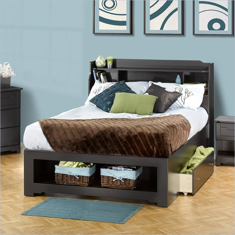 Impressive Full Bed And Frame Nice Bed Frame With Drawers Full Bedroom Ideas