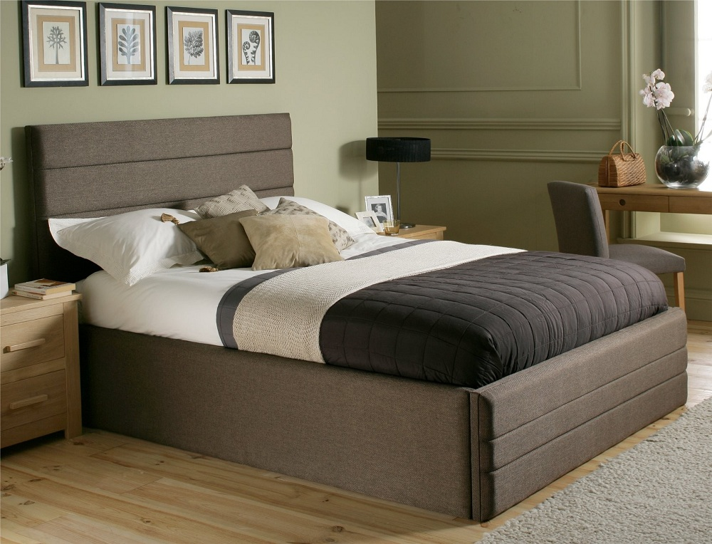 Impressive Full Size Upholstered Bed Frame Great King Bed Frame With Headboard Cheap Headboards Queen Full