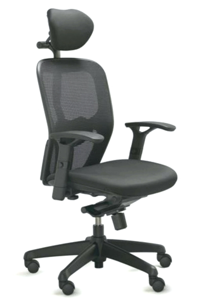 Impressive Good Office Chair Desk Options Available Mesh Office Chair With Adjustable Lumbar