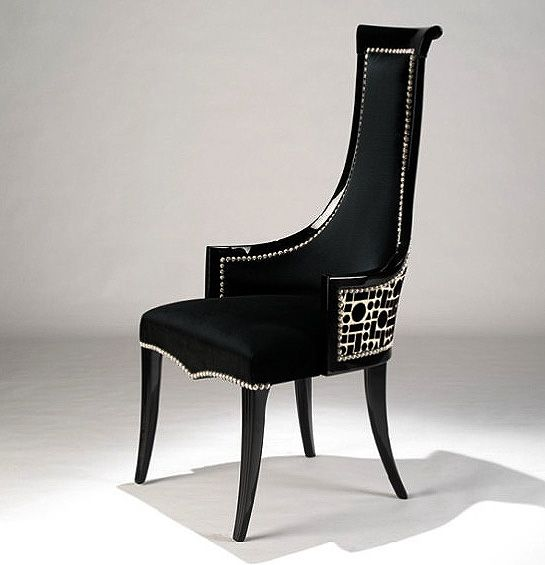 Impressive High Back Parson Dining Chairs 189 Best 09 Images On Pinterest Dining Chairs Furniture