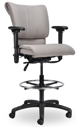 Impressive High Desk Chair Fabulous High Desk Office Chair High Desk Chair Winda 7 Furniture