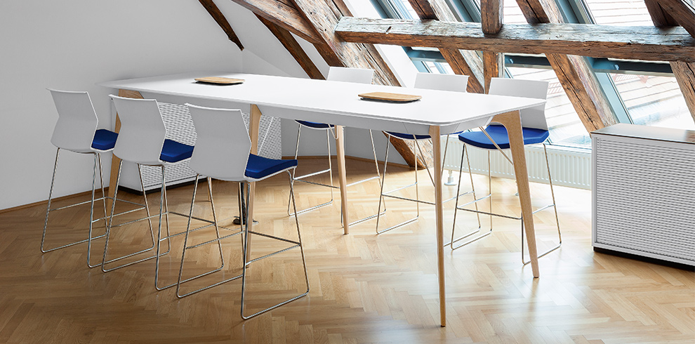 Impressive High Office Table Timba Table Bene Office Furniture High Office Desks