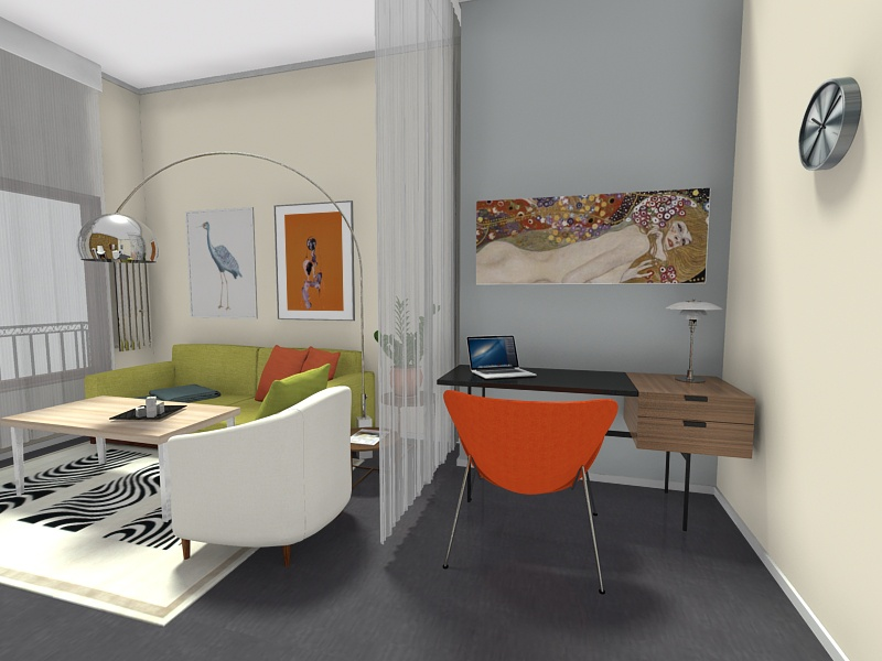 Impressive Home Office Divider Home Office Ideas Roomsketcher