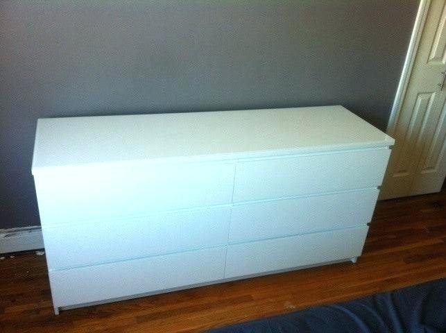 Impressive Ikea White 6 Drawer Dresser Ikea White Dresser With Glass Top Dresser 6 Drawer White 6 Drawer