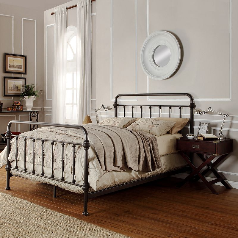 Impressive King Bed Frame Headboard And Footboard Unique King Metal Bed Frame Headboard Footboard 61 For King