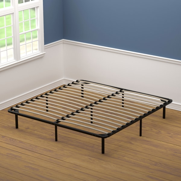 Impressive King Size Bed With Slats Handy Living King Size Wood Slat Bed Frame Free Shipping Today