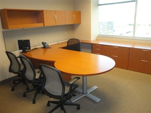 Impressive Knoll Office Desk Knoll Reffdesk Set Cubeking