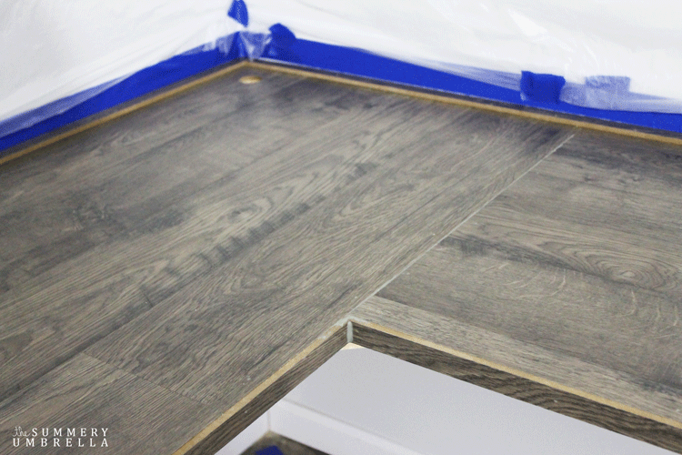 Impressive Laminate Desk Tops How To Use Laminate Flooring For Your Desk Top