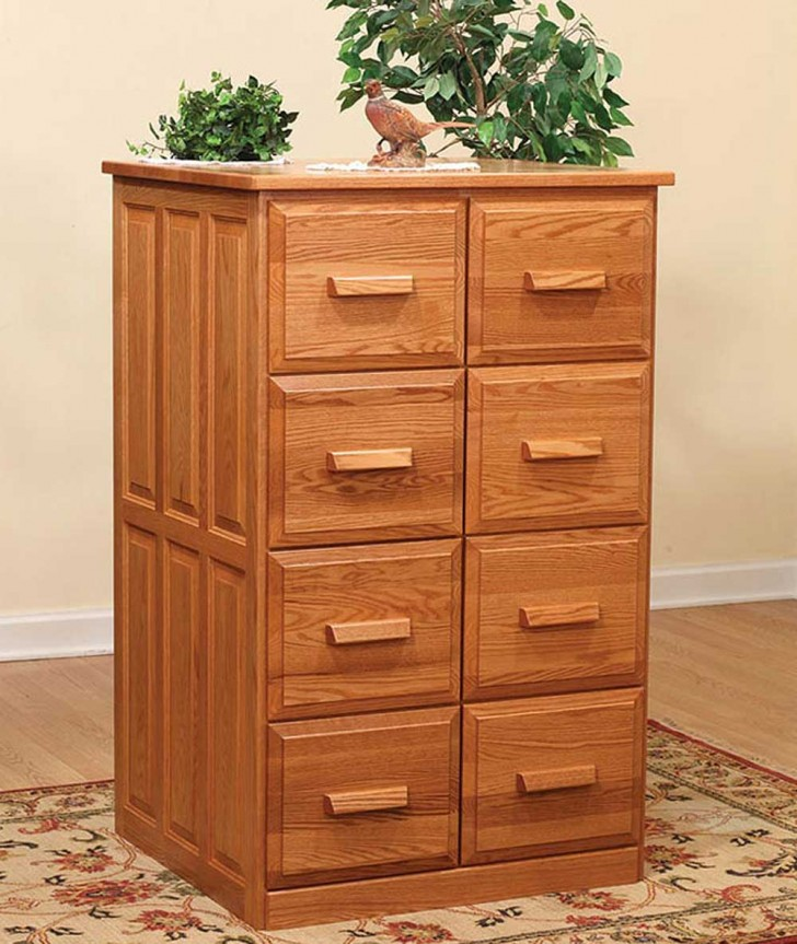 Impressive Large Wood File Cabinet The Best Choice Of Wood File Cabinet For Your Home Office Homesfeed