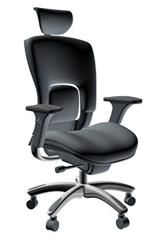 Impressive Leather Computer Chair Top 10 Rated Ergonomic Office Chair Reviews Of 2017