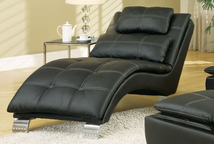 Impressive Living Room Chair With Ottoman 20 Top Stylish And Comfortable Living Room Chairs