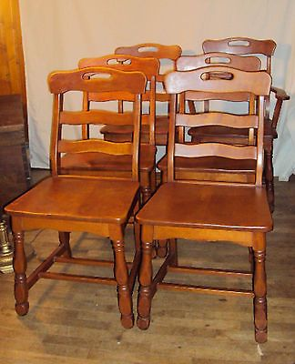 Impressive Maple Dining Chairs Marvelous Maple Dining Chairs With 49 Best Images About Vintage