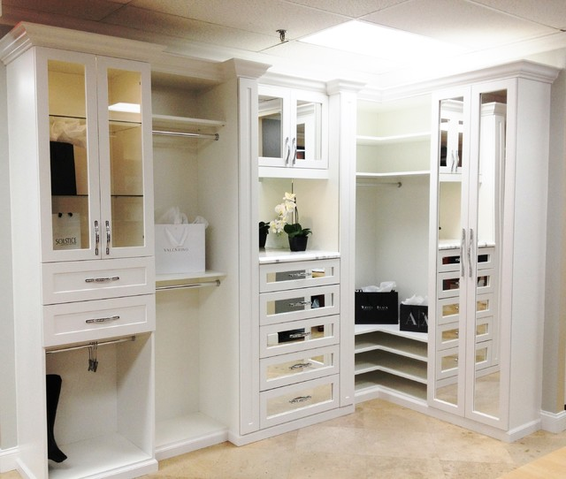 Impressive Master Bedroom Closet Shelving Spectacular Master Bedroom Closets Traditional Closet Miami