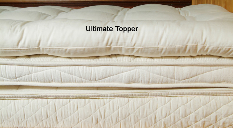 Impressive Mattress Topper Mattress Pad Janices Mattress Pads Organic Bedding Organic Mattress