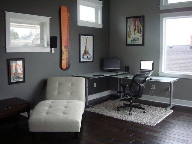 Impressive Mens Home Office Furniture Best 25 Mens Home Offices Ideas On Pinterest Small Office