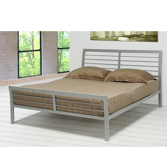 Impressive Metal Bed Frame With Headboard And Footboard Latest Queen Bed Frame With Headboard And Footboard Bed Frame With