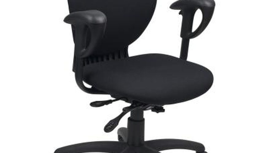 Impressive New Office Chair How To Get The Odor Out Of A New Office Chair Homesteady