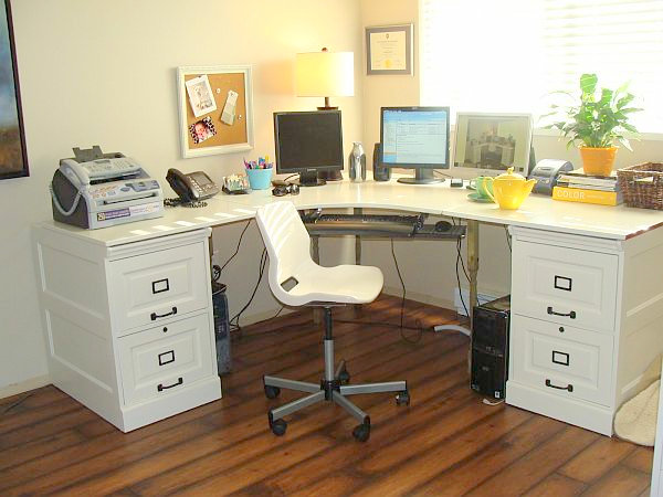 Impressive Office Table With File Cabinet Desks File Cabinet Diy Desk Wall Mounted Desk Desks
