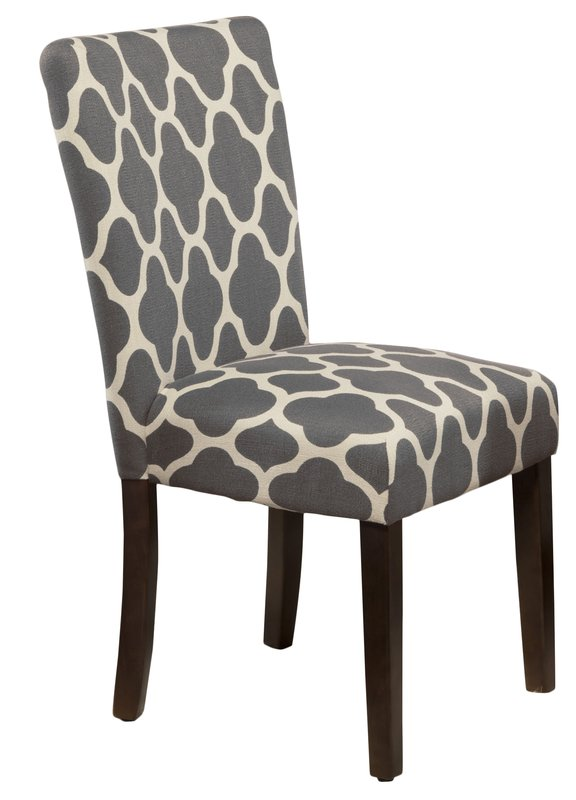 Impressive Parsons Dining Chairs Parsons Kitchen Dining Chairs Youll Love Wayfair