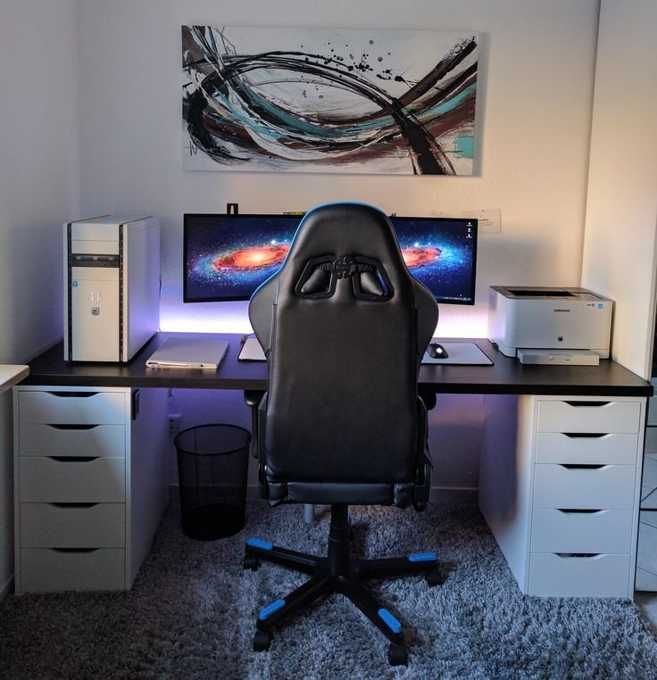 Impressive Pc Desk Setup Best 25 Pc Setup Ideas On Pinterest Gamer Setup Gaming Setup