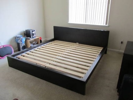 Impressive Platform Bed Frame Queen Ikea King Platform Bed Frame On Twin Bed Frame And Best Queen Size Bed