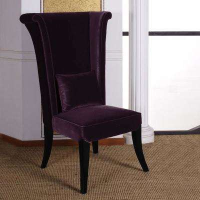 Impressive Purple Dining Chairs Purple Dining Chairs Kitchen Dining Room Furniture The
