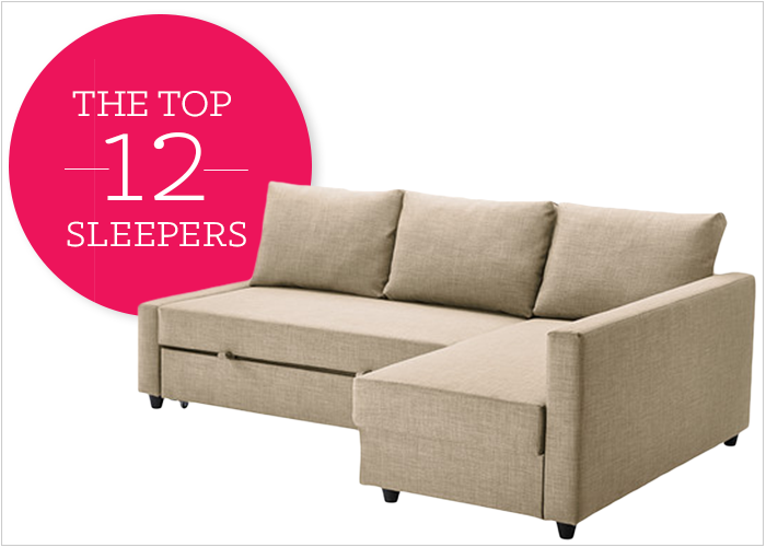 Impressive Sectional Sleeper Sofa Ikea 12 Affordable And Chic Sleeper Sofas For Small Living Spaces
