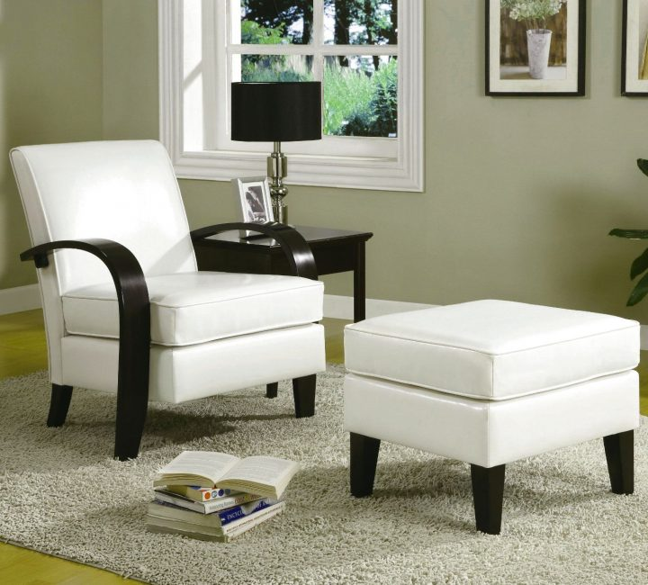 Impressive Sitting Chair With Ottoman Ottoman Beautiful Warm Chairs With Ottomans For Living Room And